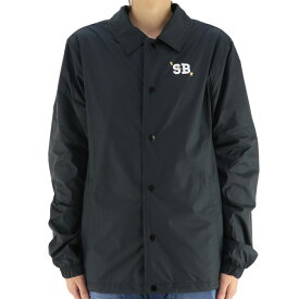 ナイキ ジャケット SB コーチジャケット シールド シーズナル メンズ ブラック 黒 CI2613