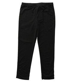 90-150cm オーピー 虫除け キッズラッシュレギンス 黒色 スパッツ UVカット OP 水着 サーフレギンス ブラック
