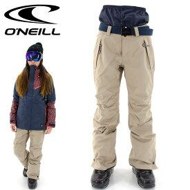 オニール スノボパンツ レディース スノーウェア Oneill スノボウェア ベルト付スノーパンツ 686205