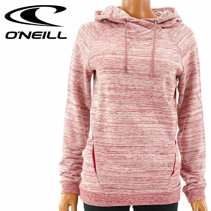 【セール】O'NEILL レディース プルオーバーパーカー オニール 675-001 無地 シンプル