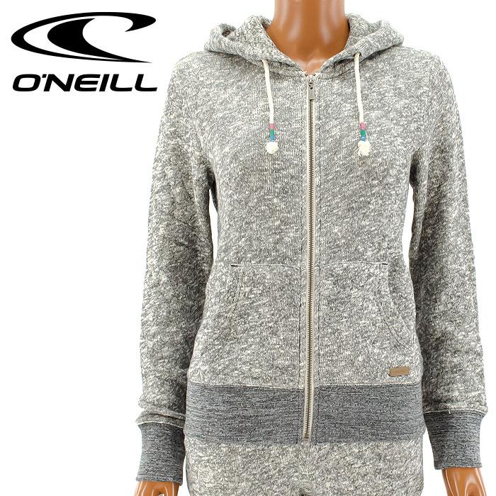 【セール】O'NEILL 675004 レディース パーカー オニール ジップパーカー スウェット セットアップ
