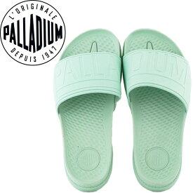 パラディウム サンダル スリッパ 緑色 PAMPA SOLEA SL 95759 313 シャワーサンダル PALLADIUM パステル色