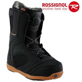 ロシニョール かんたん着脱 TGFダイヤル式 スノーボード ブーツ ROSSIGNOL DUSK TGF レディース スノボ 黒 販売 通販 即納 入門 初心者 レディース ジュニア 初めて