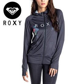 ROXY FULL BLOOM PARKA ジップアップ ボタニカル ラッシュガード UVカット レディース パーカー RLY201036
