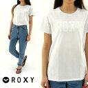 【セール】 ROXY(ロキシー) レディスTシャツ ROXYロゴ 白x白プリント (RST162635M WHT)SPECIAL LOGO SS TEE 半袖ティーシャツ