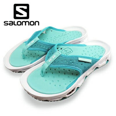 SALOMON サロモン 高機能 リラクゼーション サンダル リラックス アフターケア アウトドア 山 RX BREAK W