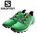 SALOMON サロモン トレイルランニングシューズ SPEEDCROSS PRO L38312100 スピードクロス プロ ハイキング