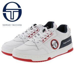 セルジオ タッキーニ メンズ ダッドスニーカー カジュアル シューズ STC0009 ホワイト レッド ネイビー 通販 おすすめ 即納 人気