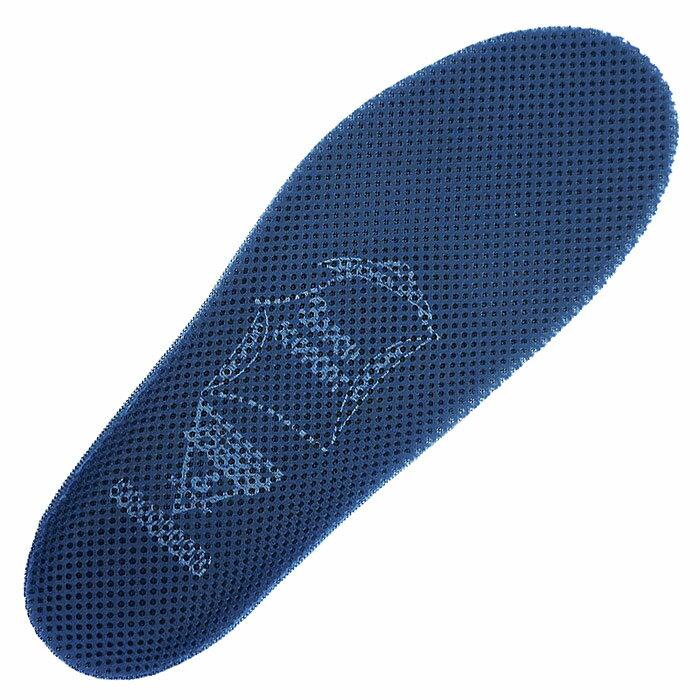 ソルボ インソール SORBO SRO1300 ソルボ ウォーキングシューズ用インソール 即納 販売 人気 男女兼用 中敷き ブルー 通販