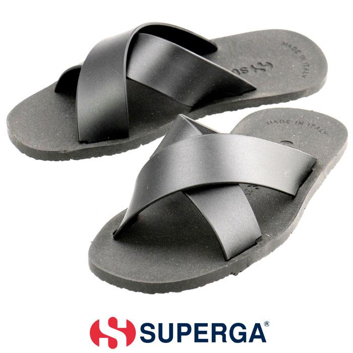 スペルガ ストラップサンダル SUPERGA 1900-PVC S00AJ50