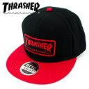 スラッシャー 帽子 HAT 定番 ロゴ THRASHER メンズCAP 人気 スナップバック シンプル キャップ トレンド