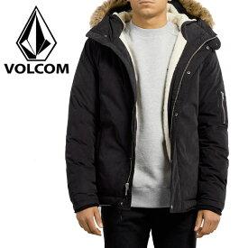 ボルコム メンズジャケット ファー付き フードジャケット 耐水 防水ジャケット VOLCOM A1731707