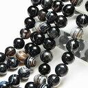 天眼瑪瑙 めのう 天眼石【8mm珠連売り:一連約40cm】激安卸価格で限定販売瑪瑙|天眼めのう|メノウ|アイアゲート|天然石|パワーストーン|連|連販売