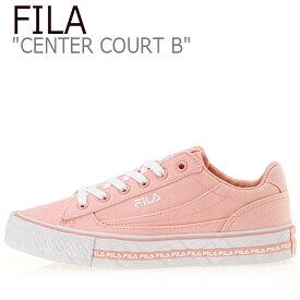 フィラ スニーカー FILA レディース CENTER COURT B センターコート PINK ピンク FS1SIA3094X シューズ