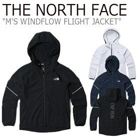 ノースフェイス ジャケット THE NORTH FACE メンズ M'S WINDFLOW FLIGHT JACKET ウィンドフロー フライト ジャケット NJ3LK00A/B/C ウェア 【中古】未使用品