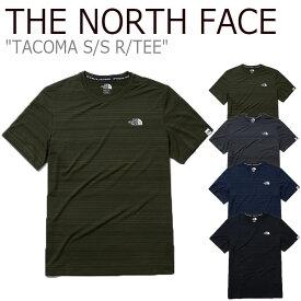 ノースフェイス Tシャツ THE NORTH FACE メンズ レディース TACOMA S/S R/TEE タコマ ショートスリーブ ラウンドTEE 全4色 NT7UL03J/K/L/M ウェア 【中古】未使用品