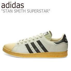アディダス スーパースター スニーカー adidas メンズ レディース STAN SMITH SUPERSTAR スタン スミス スーパー スター WHITE ホワイト FW6095 シューズ【中古】未使用品