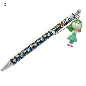 インサイドヘッドマスコット付きボールペンインサイドヘッドマスコット付きボールペン【Fビンボン】