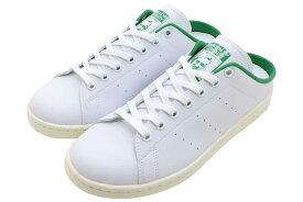 adidas STAN SMITH MULEアディダス スタンスミス ミュールFTW WHITE/GREEN/OFF WHITE
