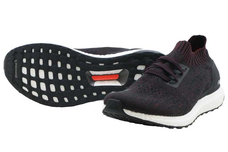 【FINAL SALE】【ファイナルセール】adidas Originals UltraBOOST Uncaged WOOLアディダス ウルトラブースト アンケイジド ウールCore Black/Dark Burgundy/Core Black