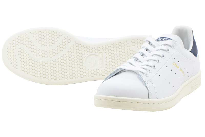 adidas Originals STAN SMITHアディダス オリジナルス スタンスミスRunning White/Running White/Noble Ink【メンズ・レディース】