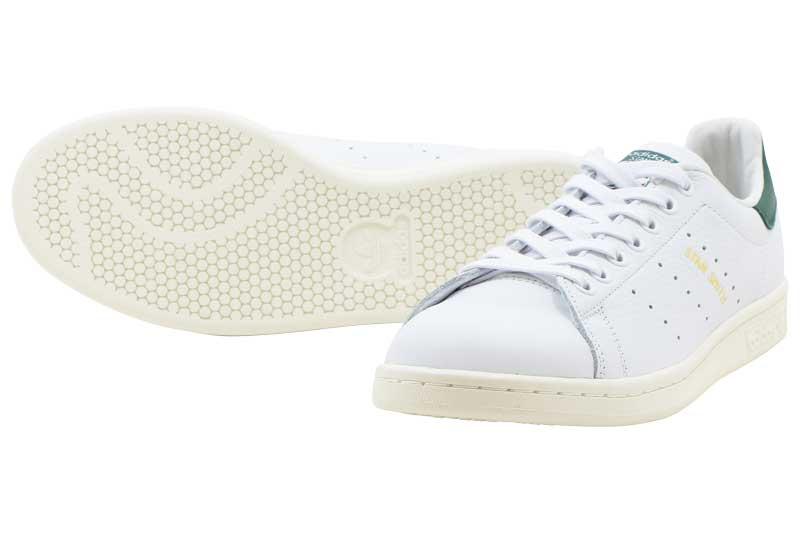 adidas Originals STAN SMITHアディダス オリジナルス スタンスミスRunning White/Running White/Collegiate Green【メンズ・レディース】