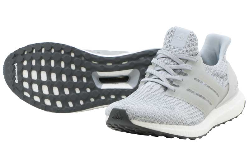 adidas Originals UltraBOOSTアディダス ウルトラブーストClear Grey/Clear Grey/Mid Grey