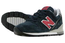 New Balance M996 NRJニューバランス M996 NRJWIDTH : DNAVY/REDMADE IN USA