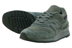 "New Balance M997 NAL ""MILITARY PACK""ニューバランス M997 NAL ""ミリタリーパック""GREENMADE IN USA"