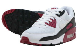 【FINAL SALE】【ファイナルセール】NIKE AIR MAX 90ナイキ エア マックス 90WHITE/WHITE-NEW MAROON-BLACK