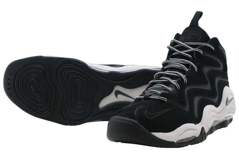 NIKE AIR PIPPENナイキ エアピッペンBLACK/ANTHRACITE-VAST GREY