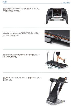 ルームランナー/ランニングマシン/トレッドミル/CittaT82