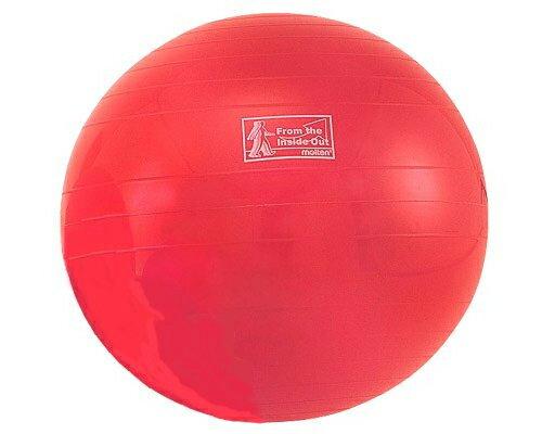 エクササイズボール 直径65cm MXEB65【モルテン】【バランスボール 体幹トレーニング】