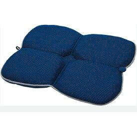 Wゲル携帯クッションハネナイト コジット 椅子用クッション 座布団 腰痛 クッション デスクワーク 座布団 オフィス 椅子 クッション おすすめ