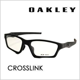 奥克利眼鏡太陽眼鏡沒鏡片的眼鏡眼鏡OX8033 0555 OAKLEY CROSSLINK交聯SWEEP打掃