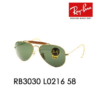 5bb338535f Ray-Ban sunglasses RB3030 L0216 58 autodarsman OUTDOORSMAN gold series ◇  frame color ◇  ARISTA