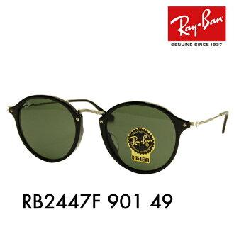 雷朋太阳镜 RB2447F901 49 雷朋 ITA 眼镜眼镜