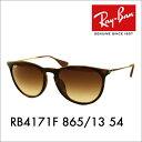 レイバン エリカ メガネ RB4171F 865/13 54 Ray-Ban 伊達メガネ 眼鏡ERIKA レディース