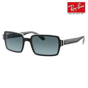 【店内最大pt20倍 〜5/7 9:59】レイバン サングラス RB2189 12943M 52 Ray-Ban ベンジー BENJI セル スクエア 伊達メガネ 眼鏡