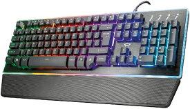 TRUST GAMING-GXT 860 Thura Semi-mechanical Keyboard[新品・正規保証品]