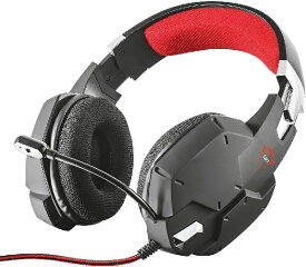 TRUST GAMING-GXT 322 Dynamic Headset-Black[新品・正規保証品]
