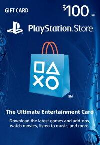 PlayStationNETWORKCARD$100(プレイステーションネットワークカード$100北米版)〈Sony〉