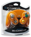 Wii/CUBE Cirka Controller-Orange(シリカコントローラー オレンジ)〈Cirka〉[新品]