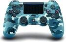 DualShock4WirelessController-BlueCamouflageUS(デュアルショック4ワイヤレスコントローラーブルーカモフラージュ北米版)〈Sony〉