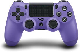 ☆新カラーDualShock4 Wireless Controller Electric Purple US(デュアルショック4ワイヤレスコントローラー エレクトリックパープル 北米版)[新品]