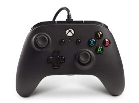 XboxOne Wired Controller - Black. Officially Licensed by PowerA[新品/輸入品][国内使用可]