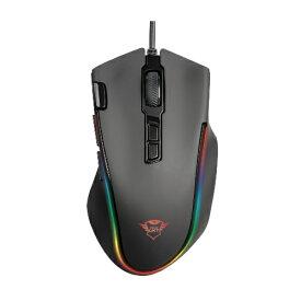 TRUST GAMING-GXT 188 Laban RGB Mouse-21789(トラストゲーミング-ジーエクスティ188 ラバンRGBマウス -21789)正規保証品〈TRUST GAMING〉[新品]