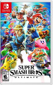 SWITCH Super Smash Bros.Ultimate US(スーパースマッシュブラザーズアルティメット 北米版)〈Nintendo〉[新品]