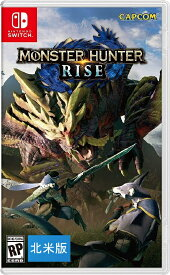 SWITCH Monster Hunter Rise 北米版[新品]3/26発売