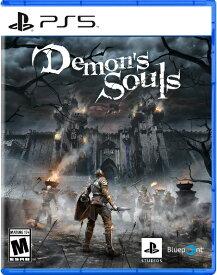 PS5 Demon's Souls 北米版[新品]11/12発売